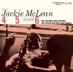 画像1: CD JACKIE McLEAN ジャッキー・マクリーン /  4,5&6