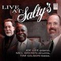 美味!スカッとした和み調子のファンキー・ピアノ・トリオ CD JOF LEE, MEL BROWN, TIM GILSON ジョフ・リー、メル・ブラウン、ティム・ギルソン / LIVE AT SALTY'S