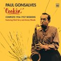 CD  PAUL GONSALVES  ポール・ゴンザルヴェス  / COMPLETE 1956-1957 SESSIONS 'COOKIN' FEATURING CLARK TERRY AND JIMMY WOODE