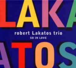 画像1: CD    ROBERT LAKATOS / SO IN LOVE
