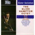 CD  SLIDE HAMPTON  /  シスター・サルヴェイション