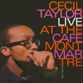 紙ジャケットCD  CECIL TAYLOR / LIVE AT THE CAFE MONTMARTRE