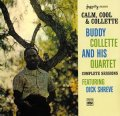 BUDDY COLLETTE AND HIS QUARTET / COMPLETE SESSIONS FEATURING DICK SHREVE