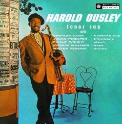 画像1: CD  HAROLD OUSLEY  ハロルド・アウズリー /  TENOR SAX テナー・サックス