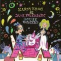 CD    KARIN KROG & DAVE FRISHBERG  / HOUSE CONCERT