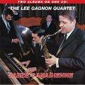 ロングセラー人気盤! CD    LEE GAGNON QUARTET   リー・ギャグノン  / JAZZ CANADIENNE