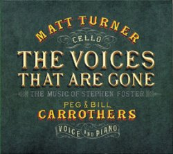 画像1: CD   MATT TURNER マット・ターナー / THE VOICES THAT ARE GONE