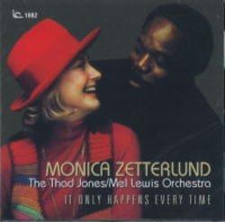 画像1: CD    MONICA ZETTERLUND モニカ・ゼタルンド /  IT ONLY HAPPENS EVERY TIME