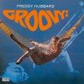 紙ジャケットCD! FREDDIE HUBBARD  フレディ・ハバード  / GROOVY!   グルーヴィ!