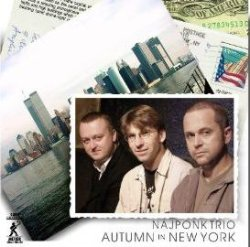 画像1: CD   NAJPONK TRIO  ナイポンク・トリオ  / AUTUMN IN NEW YORK