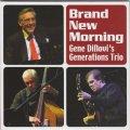 CD    GENE DINOVI'S GENERATIONS TRIO  ジーン・ディノヴィ  / BRAND NEW MORNING