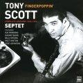 CD  TONY SCOTT  トニー・スコット   / FINGERPOPPIN'