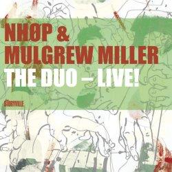 画像1: 2枚組CD MULGREW MILLER & NHOP マルグリュー・ミラー&ニールス・ペデルセン /  ザ・デュオ〜ライヴ!