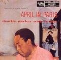 UHQ-CD限定盤   CHARLIE PARKER   チャーリー・パーカー  /  APRIL IN PARIS  エイプリル・イン・パリ〜チャーリー・パーカー・ウィズ・ストリングス+4