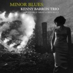 画像1: W紙ジャケットCD KENNY BARRON TRIO ケニー・バロン・トリオ / MINOR BLUES  マイナー・ブルース