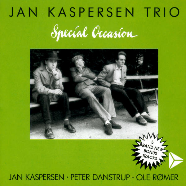 jan kaspersen trio ヤン カスパーセン special occasion