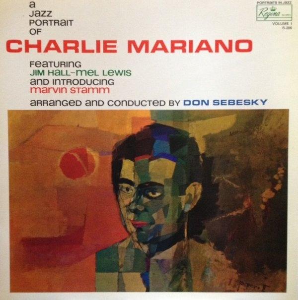 CD CHARLIE MARIANO チャーリー...