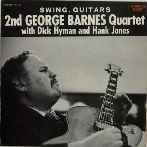 CD GEORGE BARNES QUARTET ジョージ・バーンズ・カルテット / SWING ...