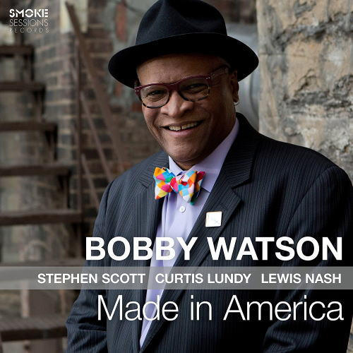 smoke session cd bobby watson ボビー ワトソン made in america