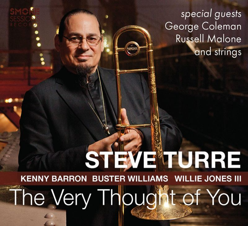 SMOKE SESSION】CD Steve Turre ...